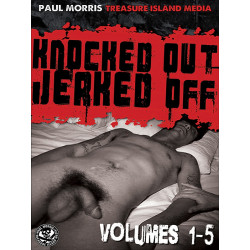 Knocked Out + Jerked Off #1-5 3-DVD-Set (Treasure Island) (10930D)