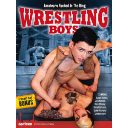 Wrestling Boys DVD (11650D)