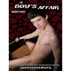A Boy`s Affair DVD