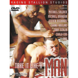 Take It Like A Man (Raging Stallion) DVD (12170D)