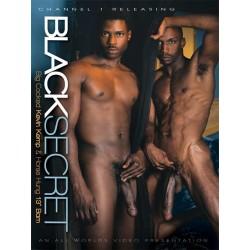 Black Secret DVD (12780D)