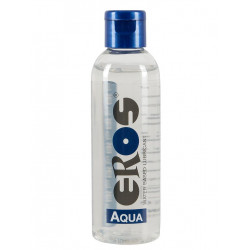 Eros Megasol Aqua 100 ml Water-based Lubricant (Bottle) (ER33102)