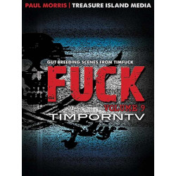 TIMFuck #9 (Treasure Island) DVD (13360D)