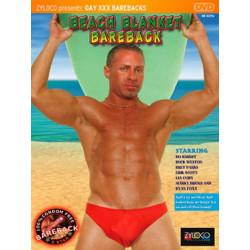 Beach Blanket Bareback (Zyloco) DVD (15407D)