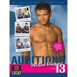 Auditions 13 DVD (02790D)