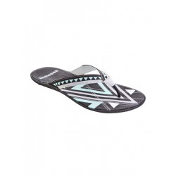 Boombuz Taiga Dressed Mens Flips Black/Grey (T5315)