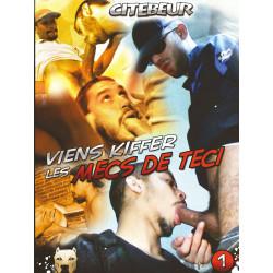 Viens Kiffer - Les Mecs de Teci #1 DVD (15288D)