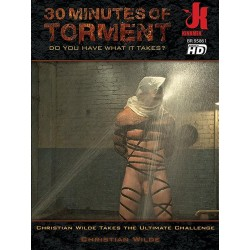 Christian Wilde Takes the Ultimate Challenge DVD (30 Min Of Torment) (15398D)