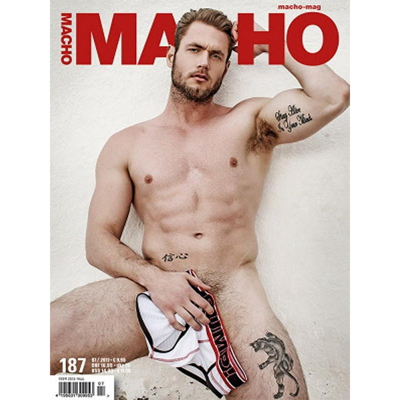 Macho 187 Magazin (M6187)