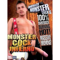 Monster Cock Inferno DVD (07461D)