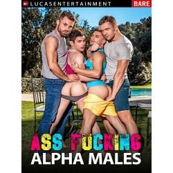 Ass Fucking Alpha Males DVD (15103D)