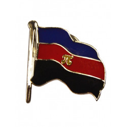 Pin Waving Polyamory Flag (T5227)