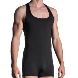 Manstore Sport Body M200 Underwear Black (T5344)