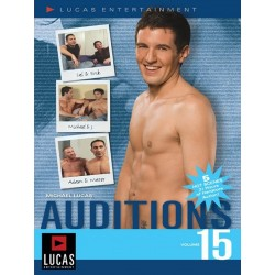 Auditions 15 DVD (03160D)