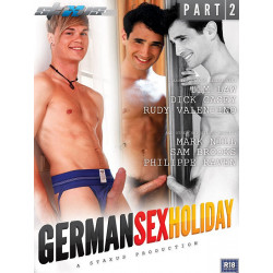 German Sex Holiday #2 DVD
