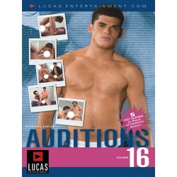 Auditions 16 DVD (03260D)