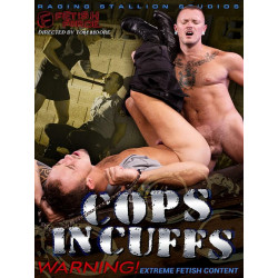 Cops In Cuffs DVD (15277D)