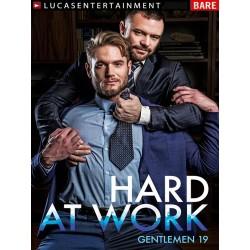 Gentlemen #19: Hard At Work DVD (15289D)