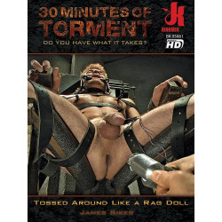 Tossed Around Like a Rag Doll DVD (30 Min Of Torment) (15394D)