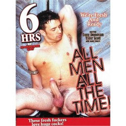 All Men All the Time! 6h DVD (10401D)