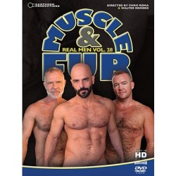 Muscle & Fur DVD (Pantheon Men) (10581D)