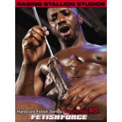 Sounding #8 DVD (Raging Stallion) (11641D)