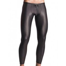 Manstore Zipped Leggins M510 Underwear Black (T5379)