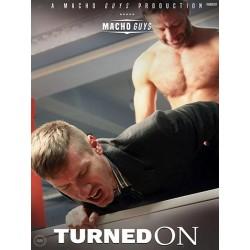 Turned On DVD (Macho Guys) (15356D)