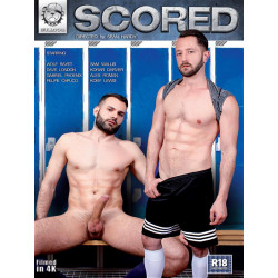 Scored DVD (Bulldog XXX) (15508D)