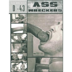 Ass Wreckers (DW 43) DVD (15264D)