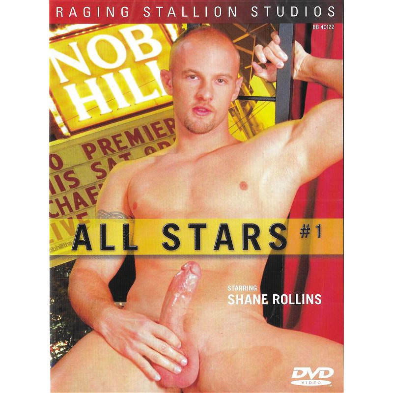 All Stars #1 - Shane Rollins DVD (15609D)
