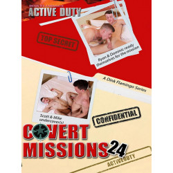 Covert Missions 24 DVD (Active Duty) (14171D)