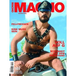 Macho 189 Magazin (M6189)
