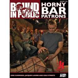 Horny Bar Patrons DVD (14191D)