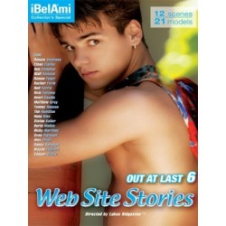 Out At Last #6 Web Site Stories DVD (03950D)