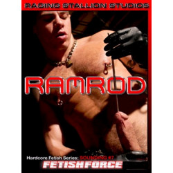 Sounding #7 - Ramrod DVD (Raging Stallion) (07562D)