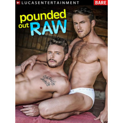 Pounded Out Raw DVD (15631D)