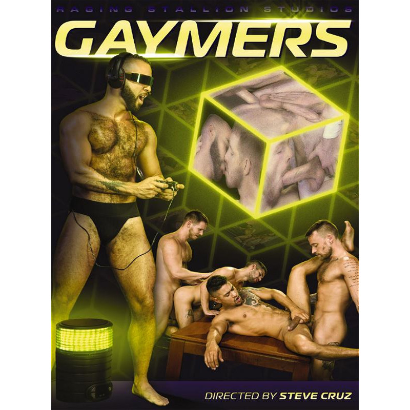 Gaymers DVD (15610D)