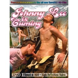 Johnny Lee is Cuming DVD (04904D)