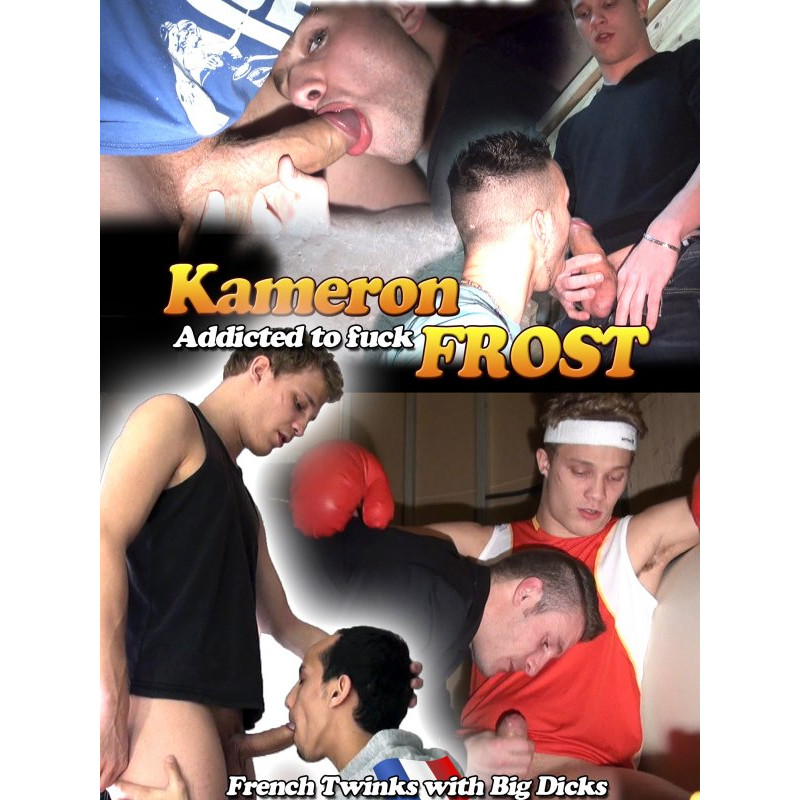 Kameron Frost - Addicted to fuck DVD (08162D)