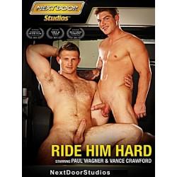 Ride Him Hard DVD (08612D)