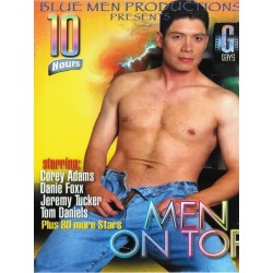 Men on Top 10h DVD (09072D)
