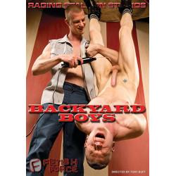 Backyard Boys DVD (08952D)