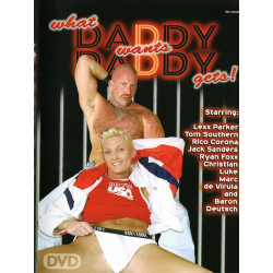 What Daddy Wants Daddy Gets 1 DVD (03562D)