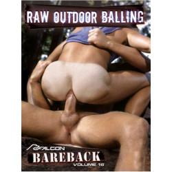 Bareback Classics 16: Outdoor Balling DVD (09372D)