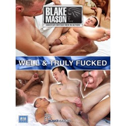 Well + Truly Fucked DVD (09512D)