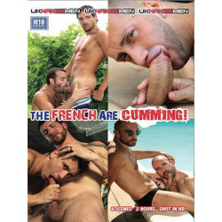 The French Are Cumming DVD (09532D)