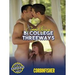 Bi College Threeways DVD (15673D)