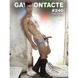 Gay Contacte 240 Magazine (M3240)