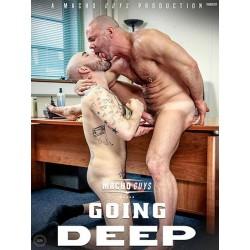 Going Deep DVD (Macho Guys) (15353D)